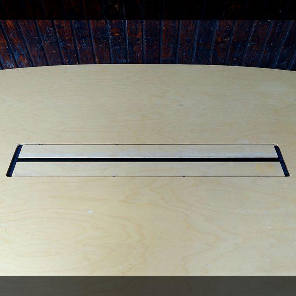 Begagnade konferensbord Bruno Mathsson 260x120 cm