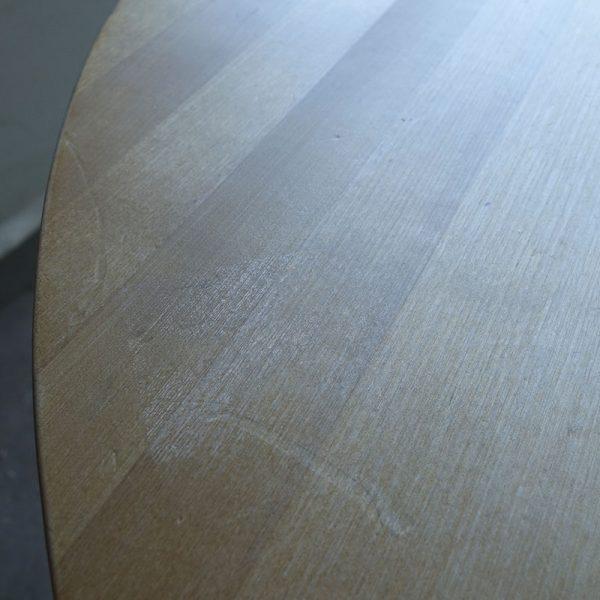 Runt begagnat bord Ø90 cm