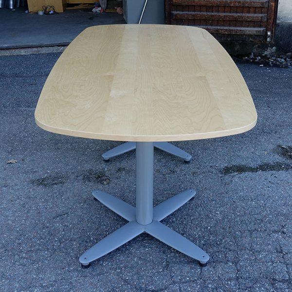 Begagnade konferensbord Kinnarps 180x90 cm