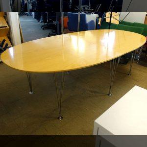 Begagnade konferensbord Bruno Mathsson 240x120 cm