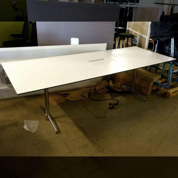 Begagnade konferensbord 240x90 cm