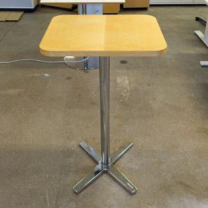 Begagnat cafébord Materia 53x45 cm