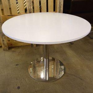 Begagnat runt bord Ø105 cm