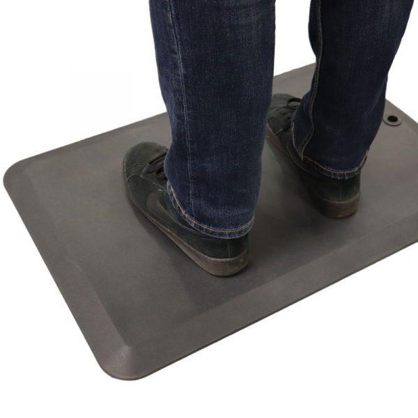 Ergonomiska ståmattor 75x50 cm