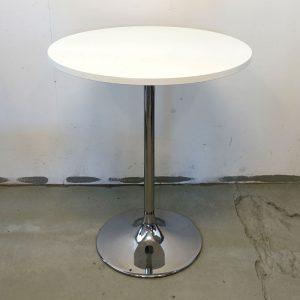 Begagnade runda cafébord Ø70 cm